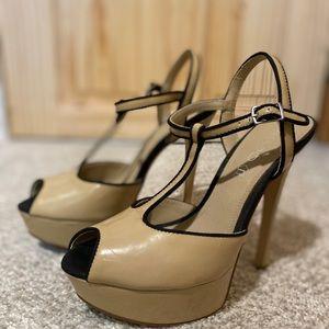 Aldo Sandals Heels